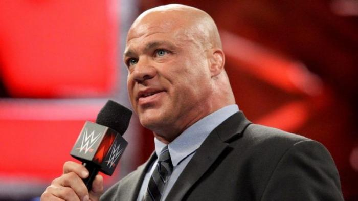 "Kurt Angle: ""Il match dell'anno? Brock Lesnar vs AJ Styles"""