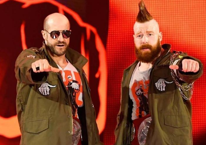 "Cesaro: ""Così Sheamus ha inventato The Bar... contro Trump"""