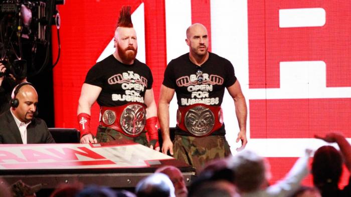 WWE Raw 12/03/2018 report