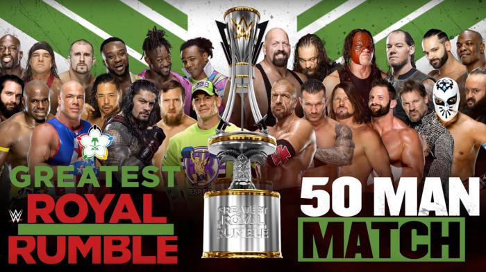 Greatest Royal Rumble Match: pazzesco finale, ecco il vincitore *SPOILER*