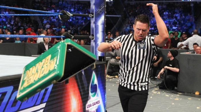 WWE SmackDown 12/06/2018 report
