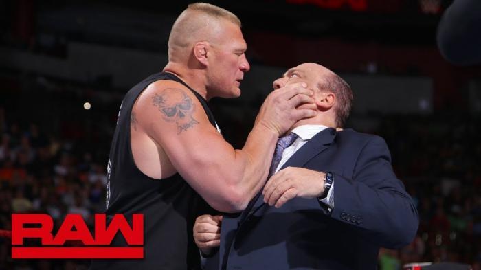 Paul Heyman tradirà Brock Lesnar? Spunta un incredibile indizio *VIDEO*