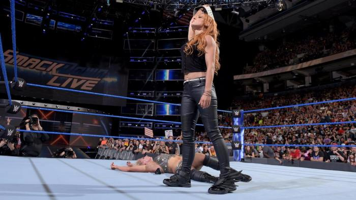 Charlotte Flair e Becky Lynch: a Hell in a Cell potrebbe cambiare tutto