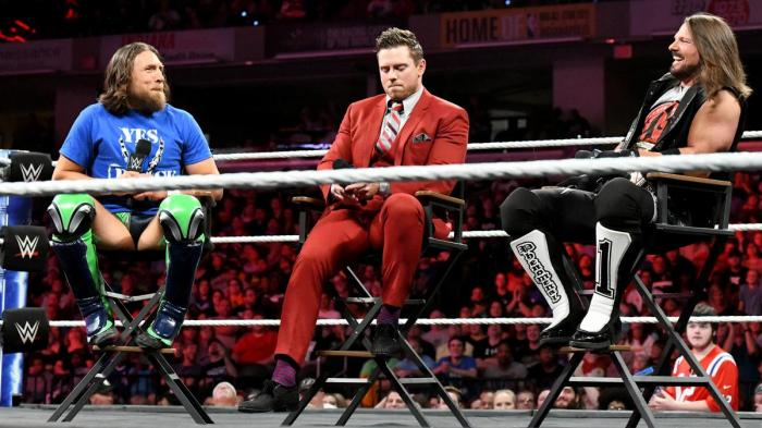 WWE SmackDown 09/10/2018 report - Oh Aiden night, holy night