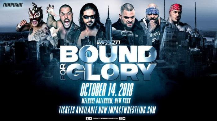 Bound for Glory 2018: i risultati