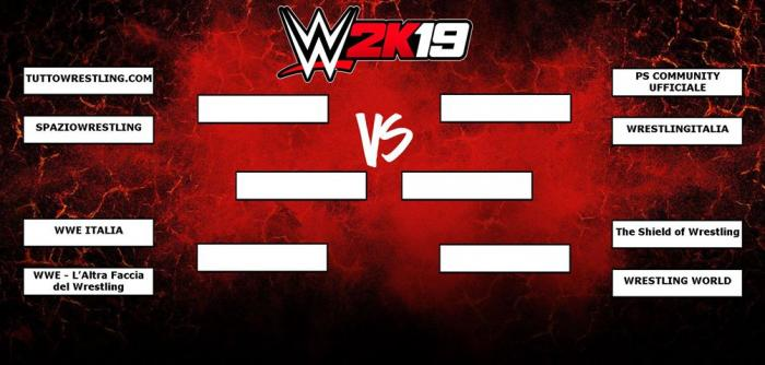 Time to Play the (WWE 2K19) Game - cap II: Piani di battaglia
