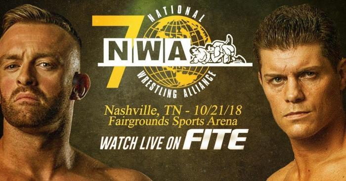 NWA 70th Anniversary Show: Chi ha vinto il main event?