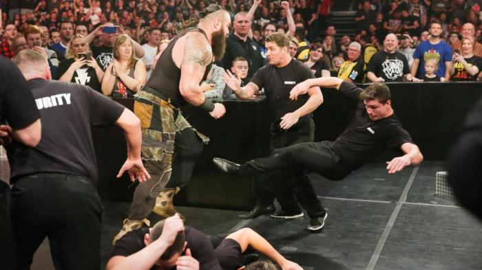 WWE Raw 06/11/2018 report - Leave Jim alone