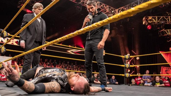 NXT: The Future Is Now #1 - Johnny Gargano did nothing wrong