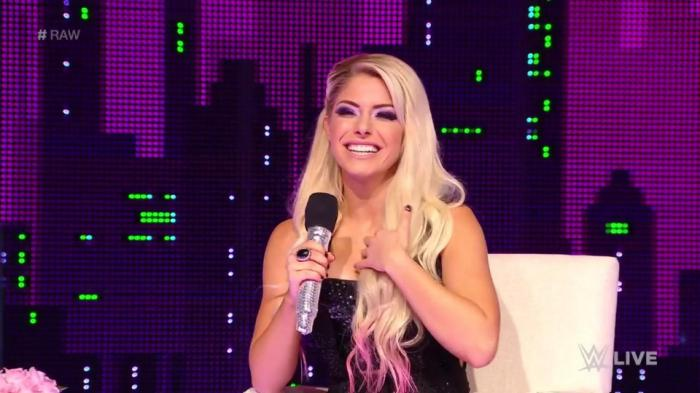 Alexa Bliss ce l'ha fatta. Dopo l'infortunio arriva la Royal Rumble