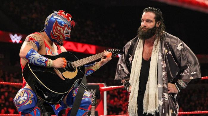 WWE Raw 11/02/2019 report - Slay the Beast
