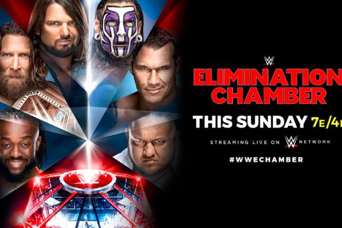 WWE Elimination Chamber 2019: le pagelle