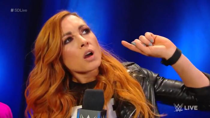 La WWE multa pesantemente Becky Lynch dopo Clash of Champions: ecco perché
