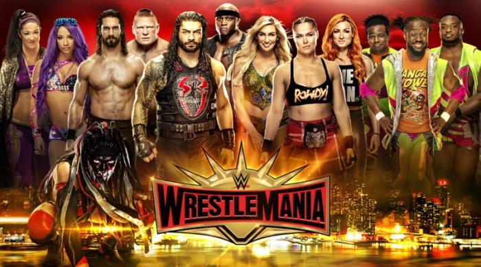 WrestleMania 35: le pagelle