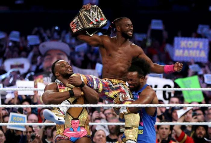 "Kofi Kingston: ""Il New Day è il motivo per cui continuo a lottare"""