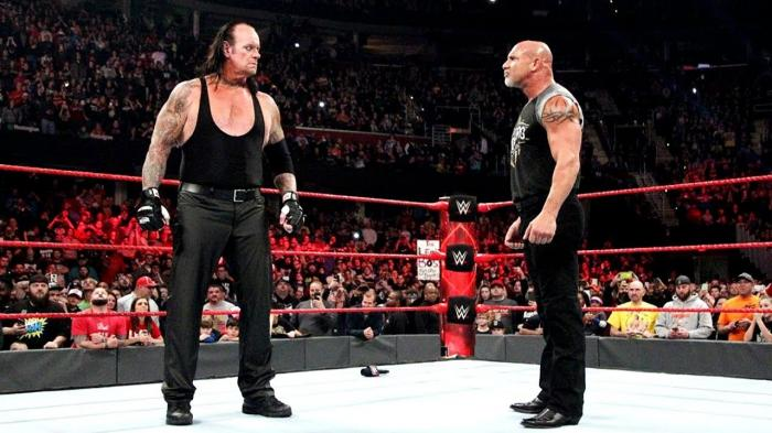 WWE in Arabia Saudita: annunciato un match tra Undertaker e Goldberg!