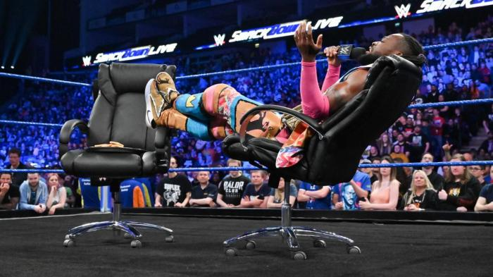 WWE SmackDown  14/05/2019 report - And the worst name's prize goes to...