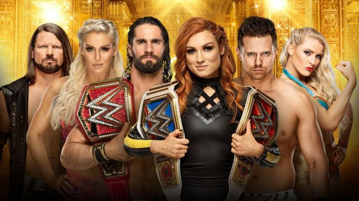 WWE Money In The Bank 2019: le pagelle