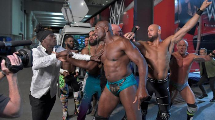 WWE Raw 20/05/2019 report - The best title ever