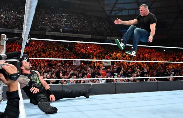WWE Stomping Grounds: possibile infortunio per Shane McMahon