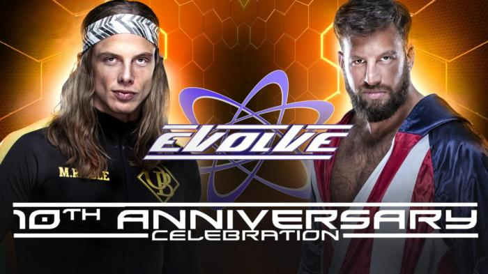 WWE presenta Evolve's 10th Anniversary Celebration: risultati completi