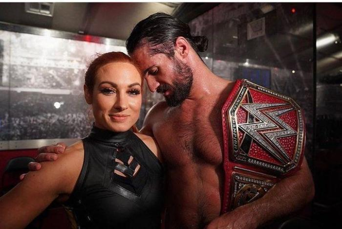 Matrimonio in vista in WWE: il post di Seth Rollins e Becky Lynch *FOTO*