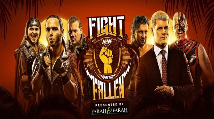 AEW Fight for the Fallen: risultati completi dell'evento