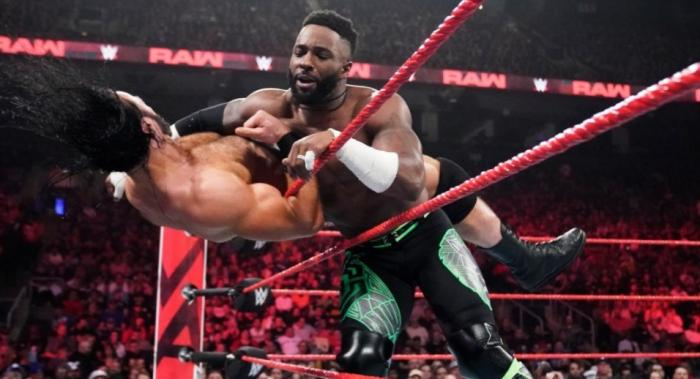 WWE Raw 12/08/19 report (2/3) - The Man and The Boss
