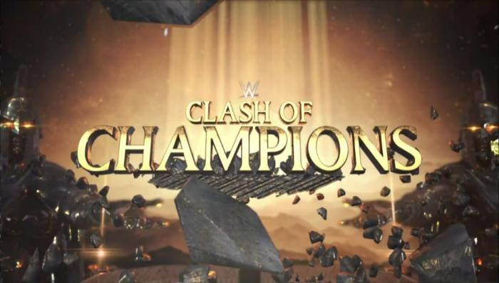 WWE Clash of Champions: infortunio ferma un atleta in un importante match titolato