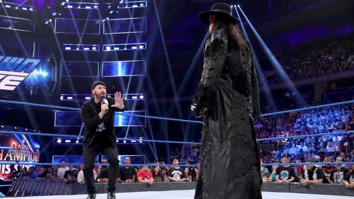 WWE SmackDown 10/09/2019 report (1/3) - Clash of Champions Warm Up