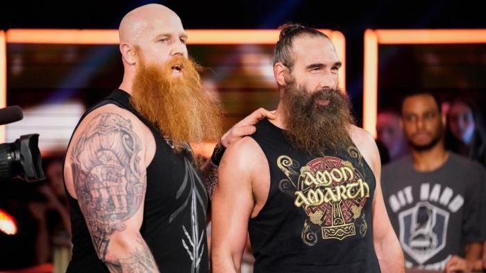 Commovente messaggio di Luke Harper all'amico Rowan dopo lo split in WWE