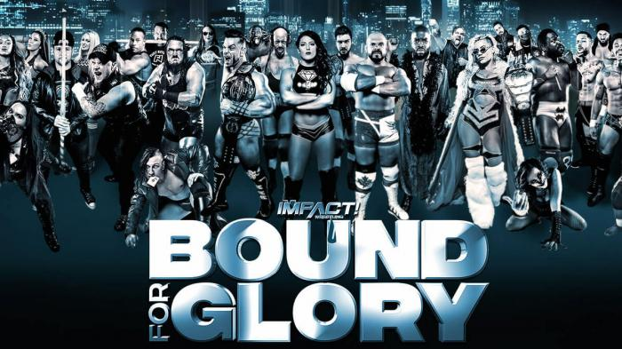 Impact Wrestling: la card completa (con molti ex WWE) di Bound For Glory