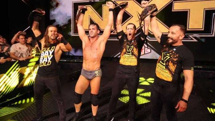 NXT: The Future Is Now #11 - From Secret to Sensation