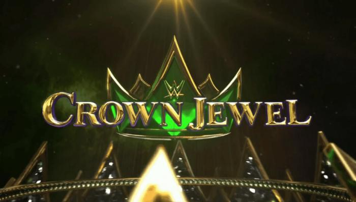 WWE Crown Jewel 2019: card finale dell'evento