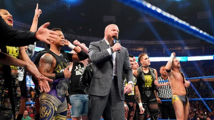WWE, un lottatore di NXT è infortunato: salterà Survivor Series