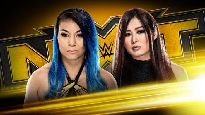 WWE NXT report - 13/11/2019 - parte III - ready for the war