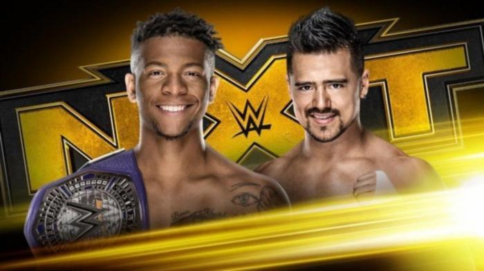 WWE NXT report - 13/11/2019 - parte I - Little title match