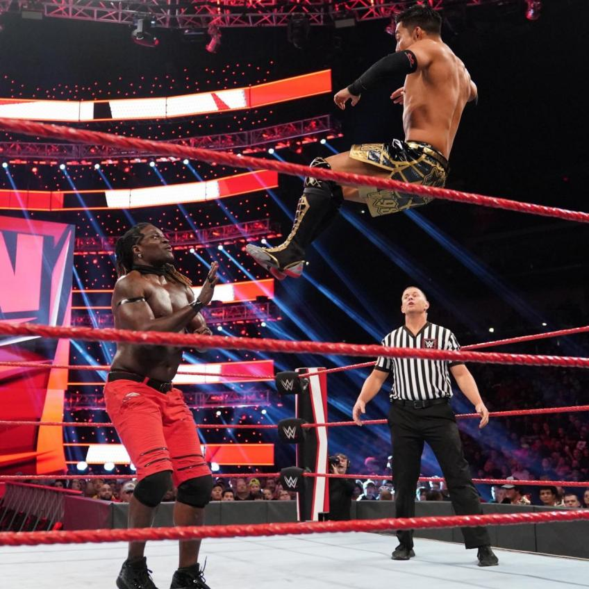 WWE Raw 16/12/2019 report (2/3) - Giornata di vendette