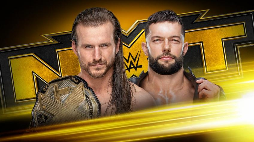 WWE NXT report - 18/12/2019 - parte I - He's back