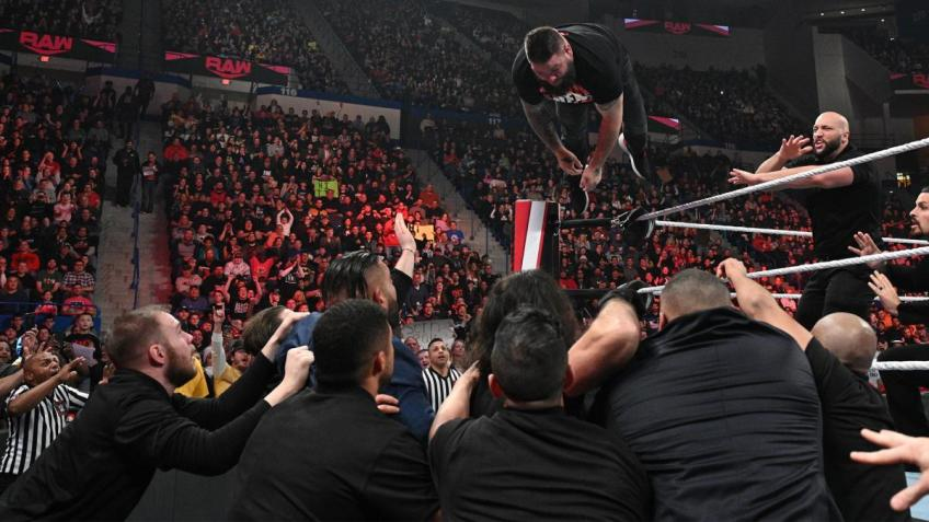 WWE Raw 30/12/2019 report (1/3) - Good marriage and happy new Rusev year