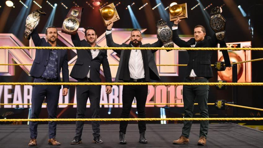 NXT: The Future Is Now - Speciale Awards 2019: Parte III