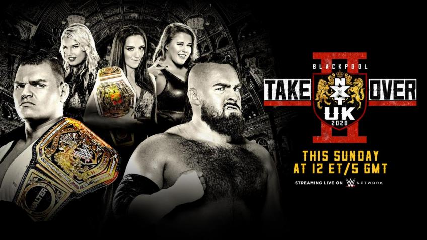 I voti di Dave Meltzer a NXT UK TakeOver Blackpool: II