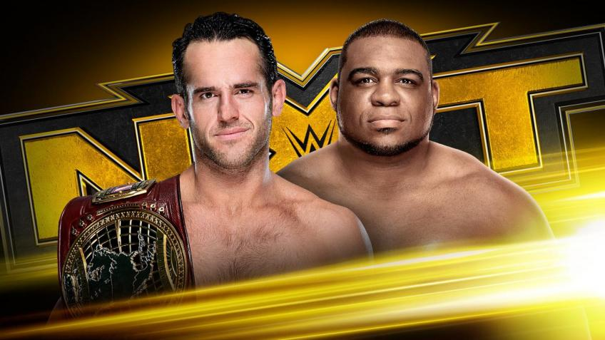 WWE NXT report - 22/01/2020 - parte III - Strong of Glory