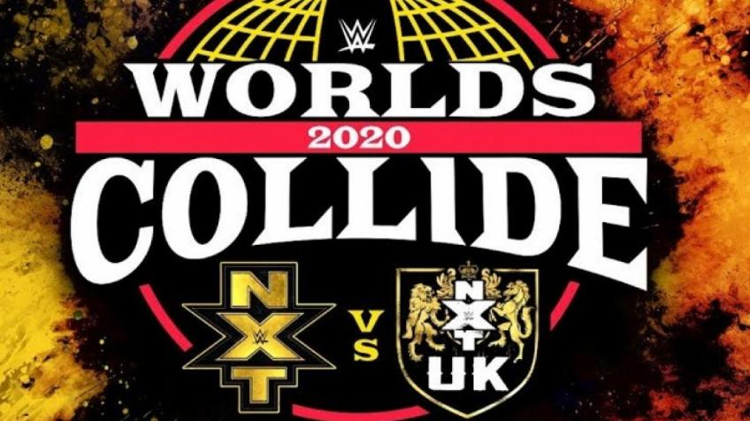Risultati di WWE Worlds Collide (NXT vs NXT UK) *SPOILER*