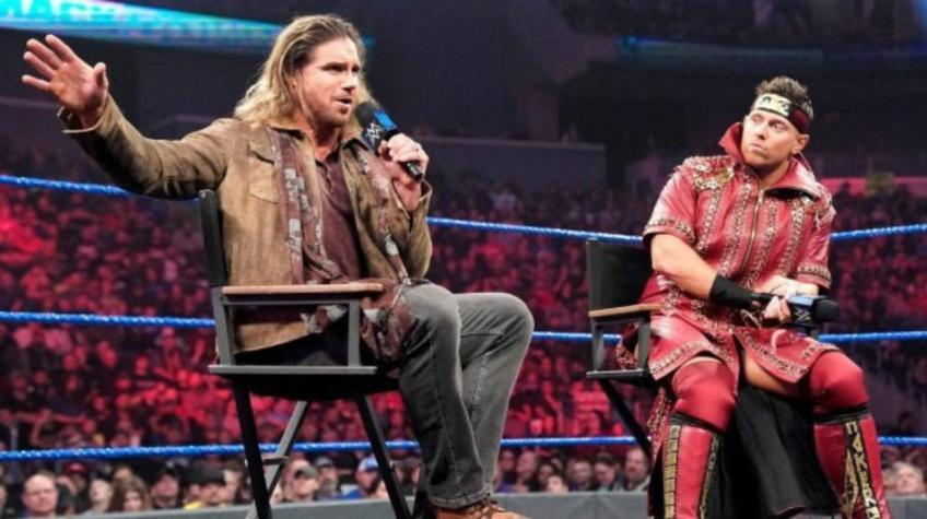 WWE SmackDown 07/02/2020 report (1/3) - Who's Next?