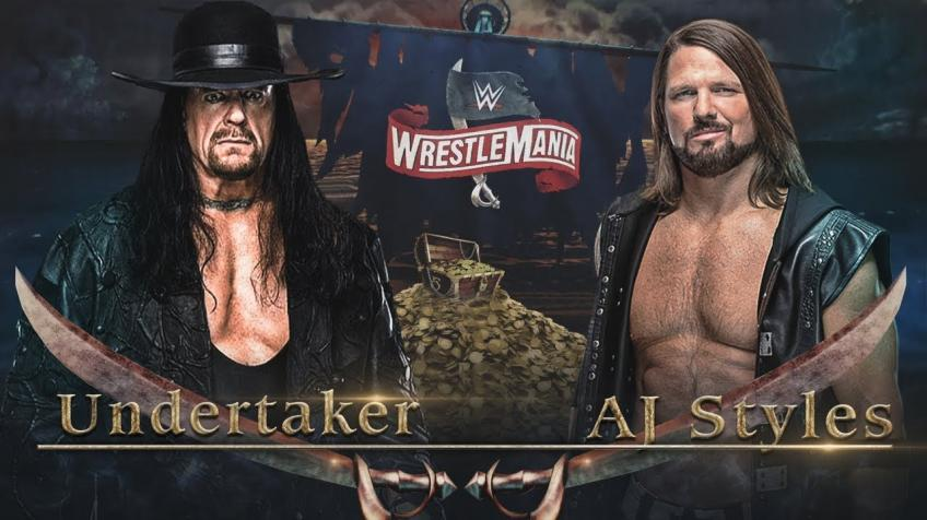 Perchè la WWE ha inventato il Boneyard match a Wrestlemania?