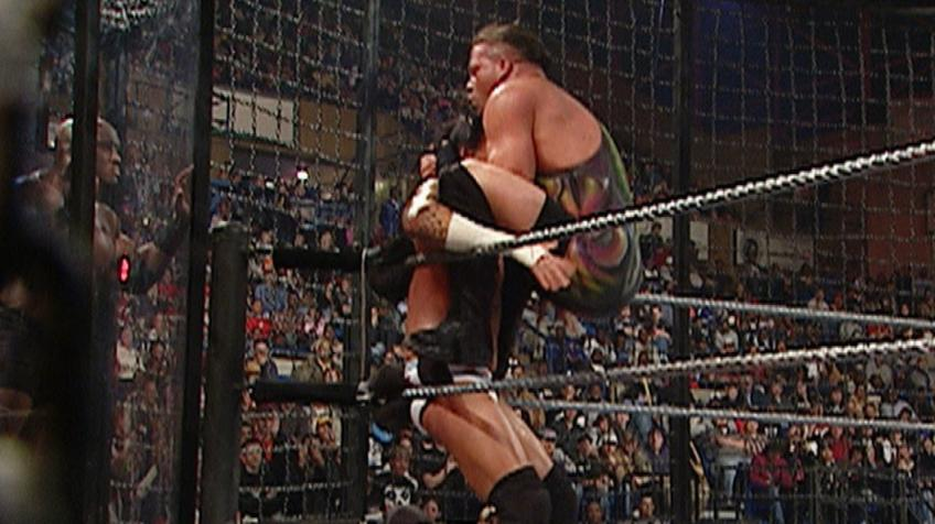 Show Stopper – WWE Elimination Chamber Match 2006: Un incubo estremo
