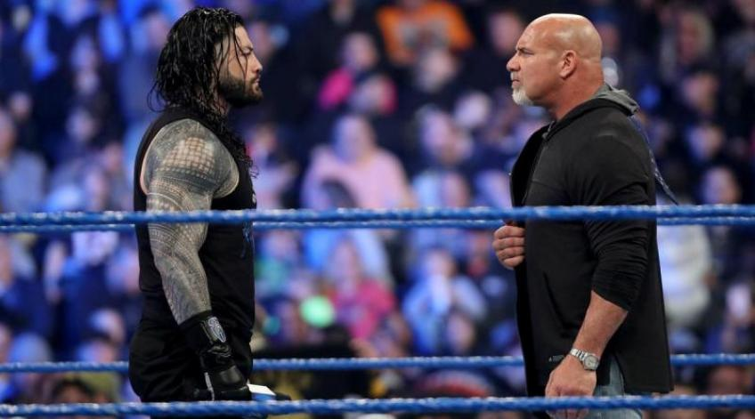 "Goldberg ai fan: ""Non sapete da quanto attendo questo match con Reigns in WWE"""