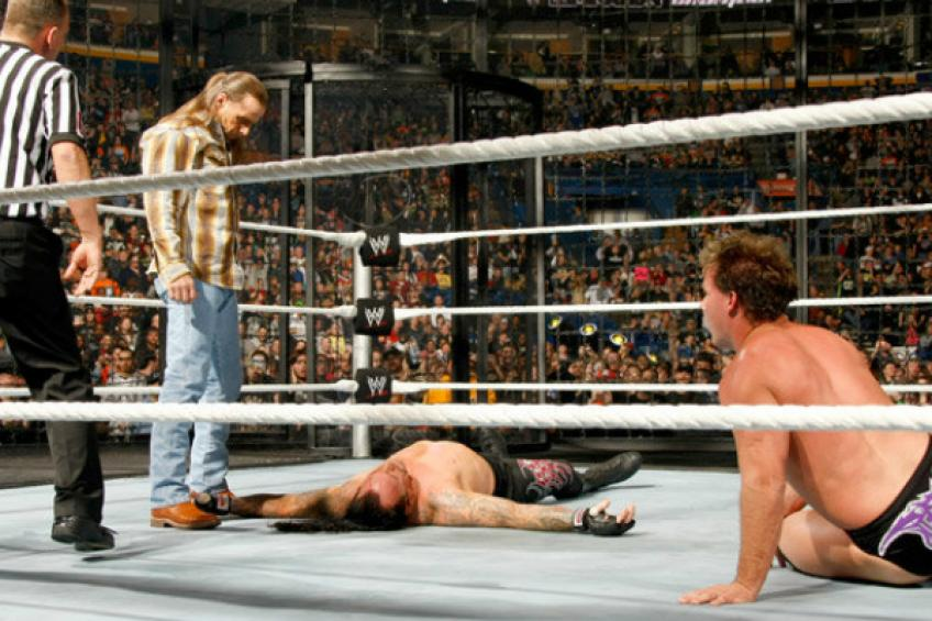 Show Stopper - WWE Elimination Chamber 2010: Intrusione decisiva