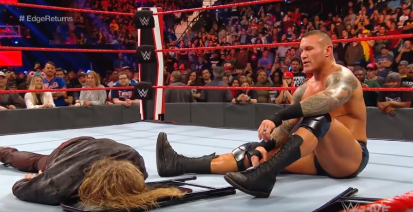 "Richiesta alla WWE dall'America: ""Edge vs Randy Orton sia main event di WrestleMania"""
